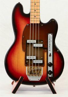 Hayman 40/40 Bass 1970s Sunburst