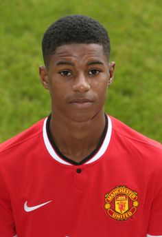 Manchester United Under-18s took on Trafford FC in a friendly at Shawe View with Marcus Rashford scoring the only goal of the game.