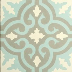 Portuguese tiles, cement tiles, Moroccan Zelliges, Azulejos and Mosaic Tiles. Own production 15 000 handmade tiles in stock, expert advice Wall And Floor Tiles, Wall Tiles, Tile Patterns, Pattern Art, Flower Crown Tutorial, Tile Care, Retro, Stencils, In Natura