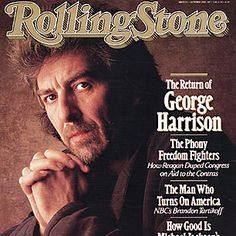 George Harrison Gets Back: Rolling Stone's 1987 Cover Story: The mystical ex-Beatle, when he was riding 'Cloud Nine' back into the material world. This article appeared in the October 22, 1987 issue of Rolling Stone. The issue is available in the online archive.