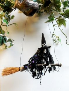 Hecate Kitchen Witch handmade by positivelypagan.com - find me on Etsy!