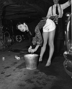 Audrey Hepburn fotog