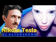 Nikola Tesla (EL ALIENÍGENA), Tesla tuvo contacto con tecnologías extraterrestres y con aliens. © - YouTube