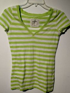 Abercrombie Kids  Large cotton top long Tshirt #AbercrombieFitch #Everyday