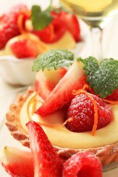 Gluten Free Pastry Cream