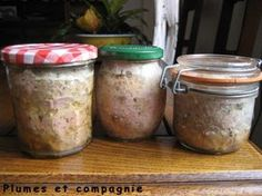 Homemade long-lasting country pies Feathers and company Foie Gras, Pickles, Cold Appetizers, Fast Food, Smoking Meat, French Food, Charcuterie, Creative Food, Cooking Time