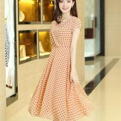 Buy 'Mooiee – Printed Long Dress' with Free International Shipping at YesStyle.com. Browse and shop for thousands of Asian fashion items from China and more!
