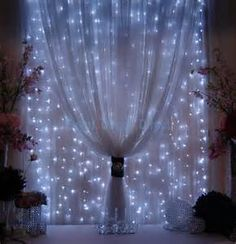 Soft and romantic wedding light inspiration. Perhaps the most important element in creating the perfect atmosphere.