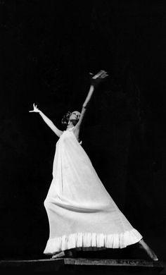 Veruschka, photo by Franco Rubartelli, Vogue Italia, 1965