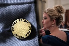 "The first daughter talks about improving the lives of working women. Her father urges companies to ""buy American."" But her fashion line's practices collide with those principles – and are out of step with industry trends. Fashion Line, Fast Fashion, Trump Idiot, Bell The Cat, Trump Kids, Fathers Say, Opinion Piece, First Daughter, Working Woman"