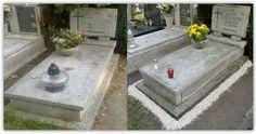 Oczyszczenie grobu, sprzątanie grobu, tel 504-746-203,Oferujemy szeroki zakres usług, mycie, pielęgnacja i konserwacja nagrobka, sprzątanie obsadzenie i pielęgnacja roślinności, złożenie kwiatów i zapalenie zniczy. Wrocław tel 504-746-203. Poprawienie grobu. Naprawa zapadniętego grobu.