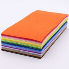 "7.9""X3.9""  Non-Woven Felt Fabric,Cloth Felts,Feltro Polyester Acrylic Nonwoven Fabrics,Needlework,Diy,Needle,Sewing,Handmade"