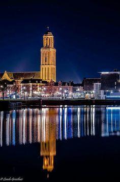 De Peperbus, Zwolle - Mijn thuis sinds ' 95 - prachtige binnenstad - mooi groen…
