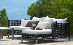 Italy Dream Design::Il giardino::Flow - salotto da esterno
