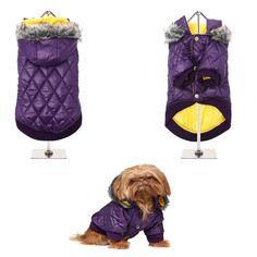 Dog Jacket, Rain Jacket, Purple Quilts, Dog Raincoat, Waterproof Coat, Dog Hoodie, Leather Collar, Cat Collars, Dog Coats