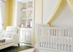 Modern Nursery Royal Nursery, Grand Designs, Cribs, Princess, Bed, Modern, Room, Inspiration, Tiny Treasures