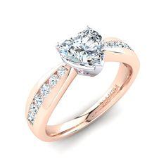 Verlobungsringe - GLAMIRA Ring Nicole