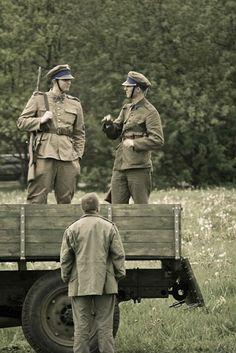 żołnierze wyklęci rekonstrukcja