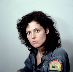 Sigourney Weaver. Ready to be Ripley. Alien. '79.