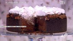 """""""Detto Fatto"""": la ricetta della Mississippi mud cake di Francesco Saccomandi del 22 aprile 2016. Un dolce americano."""