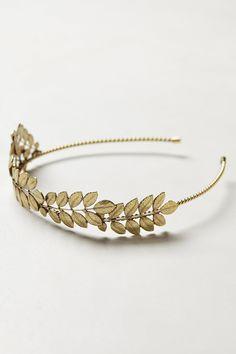 Viticulture Headband -  #anthrofave