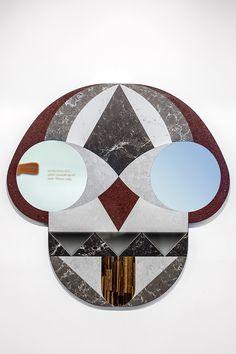 Miroir Face, Jaime Hayon (Holon museum)