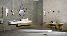 Mystone gris fleury - Stone Effect - Bathroom
