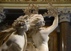 Bernini. Apollo and Daphne. 1598-80.