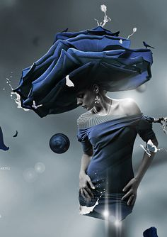 Today we'll be presenting a collection of creative surreal photo manipulations which portray the imagination of talented Photoshop artists from Creative Photography, Art Photography, Fashion Photography, Splash Photography, Tim Walker, Surreal Photos, Surreal Art, Photomontage, Photoshop
