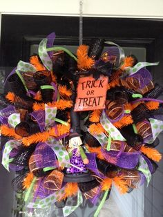 Trick Or Treat - $55 = Made by Nik Nak Designs - Contact me for ordering Info niknakdesignsga@gmail.com
