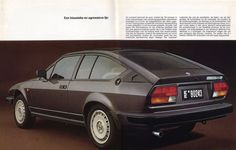 Why We Love Them: Alfa Romeo GTV6 | Bring a Trailer
