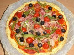 CHACHI-TARTA:  pizza de patata (sin gluten)