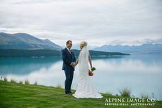 Private, exclusive romantic wedding and honeymoon venue set in one of New Zealand's most serenely beautiful landscapes. Elope Wedding, Destination Wedding, Wedding Planning, Wedding Dresses, Luxury Wedding Venues, Beautiful Landscapes, New Zealand, Real Weddings, Wedding Photos