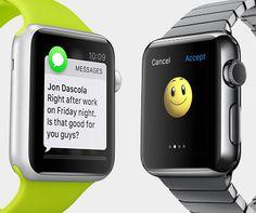 Entwicklerversion von iOS 8.2 der Apple Watch