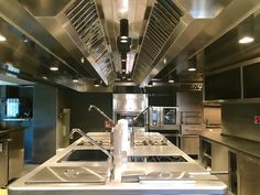 Installations for hotel and catering industry