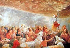 Happy Govardhan Pooja 2014 HD Wallpaper and Greetings Krishna Lila, Krishna Radha, Krishna Temple, Hare Krishna, Hanuman, Happy Govardhan, Warrior Paint, Lord Krishna Hd Wallpaper, Lord Krishna Images