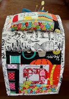 Armchair Pin Cushion