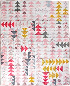 Off the Beaten Track Quilt by Tamara Kate - Nature Walk - WHAT'S NEW