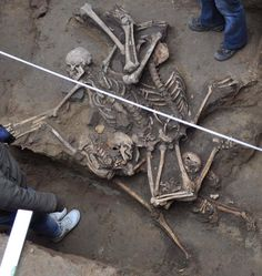 Mass Grave Reveals Ottoman Soldiers Fought To The Death In 16th Century Romania @DrKillgrove http://www.forbes.com/sites/kristinakillgrove/2015/07/05/mass-grave-reveals-ottoman-soldiers-fought-to-the-death-in-16th-century-romania/ …