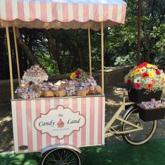 Food Bike 'The Candy Land'