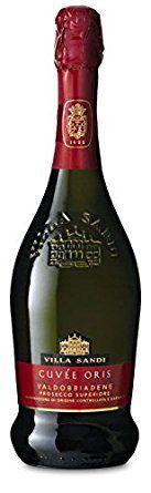 Villa Sandi - Vino Cuvée Oris Prosecco Valdobbiadene - 2015 - 1 Bottiglia da 750 ml