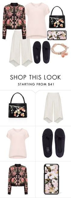 """""""plus size madison"""" by aleger-1 ❤ liked on Polyvore featuring Nancy Gonzalez, Isolde Roth, Samoon, Needle & Thread, Dolce&Gabbana and Chan Luu"""