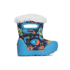 B-Moc Monsters Baby Insulated Boots - 72180I