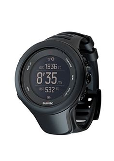 Suunto Ambit3 Sport Running GPS Unit, Black *** Learn more by visiting the image link.