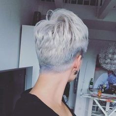 Short Hairstyle 2018 – 152