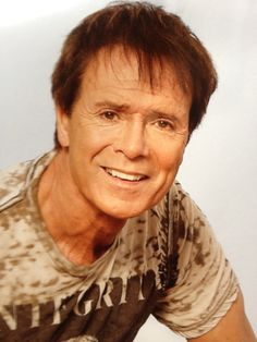 cliff richard dying inside - Cliff, please, it's no good beaming ...