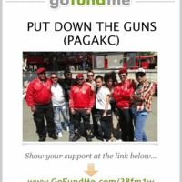 PUT DOWN THE GUNS OUT JULY by DESIREMC on SoundCloud Guns, Weapons Guns, Weapons, Pistols, Firearms, Sniper Rifles, Rifles, Arms, Gun
