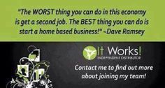 Laura Jean Vierstra, International Distributor & Recruiter for It Works Global!   Now available in Netherlands - Would you like to be a distributor?  Please contact me ljvierstra@juno.com.    #have you tried that crazy wrap thing?#
