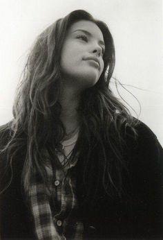 Лив Тайлер, 1990-е.