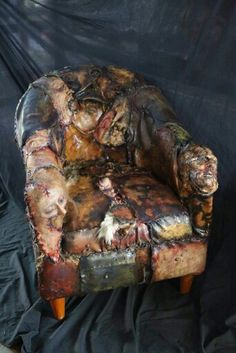 More Things Ed Gein Made Using Flesh From Humans Replica